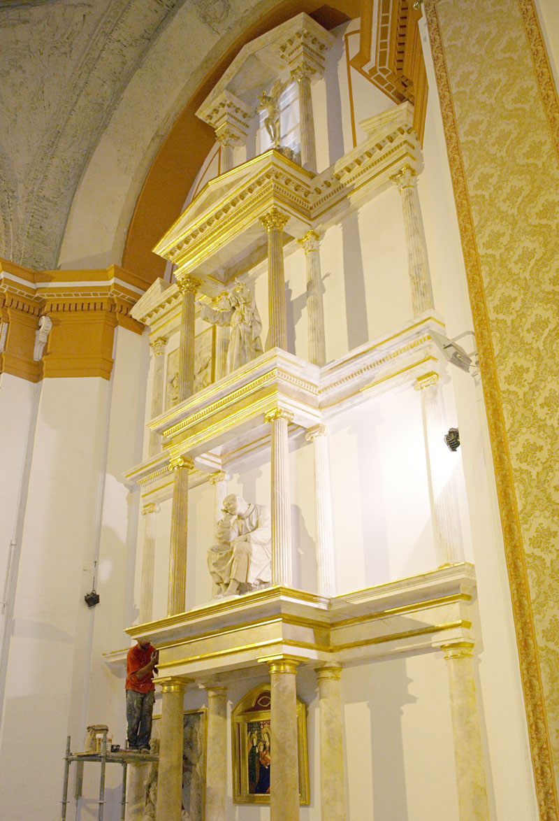 ALTAR IGLESIA CRISTO REY - VALENCIA