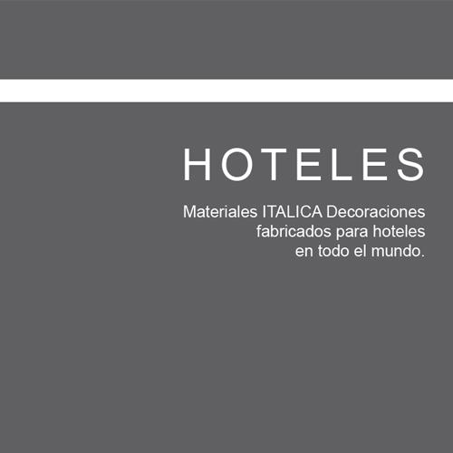 Dossier HOTELES ITALICA
