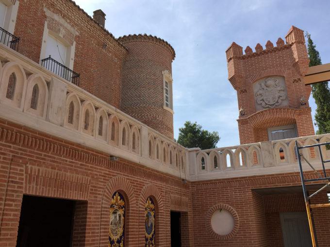 Palacete en Toledo