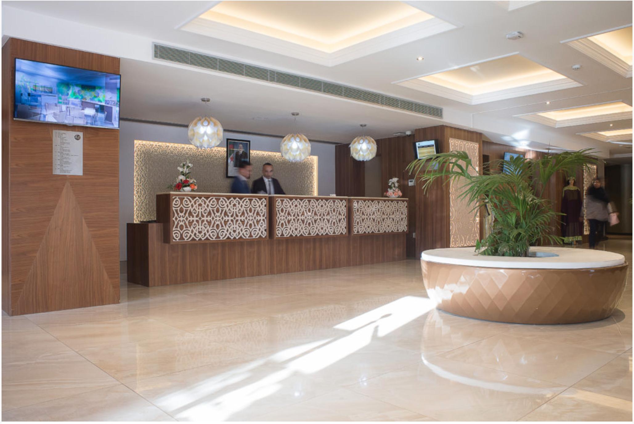 ITALICA - HOTEL AZ ZERALDA ARGELIA