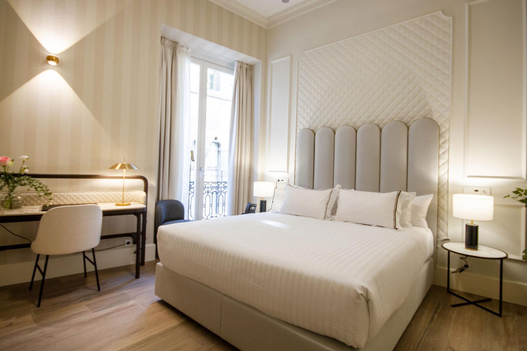 habitación hotel palacio vallier