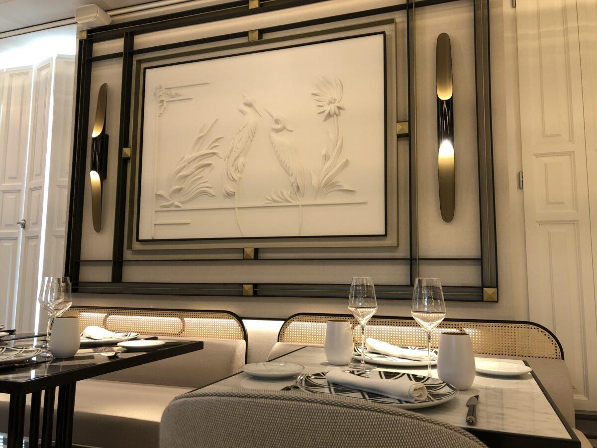 relieve restaurante palacio vallare