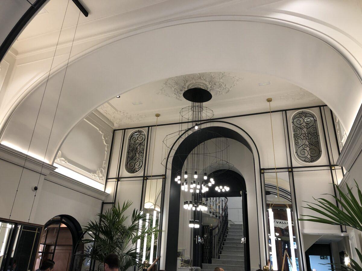 HALL HOTEL PALACIO VALLIER VALENCIA